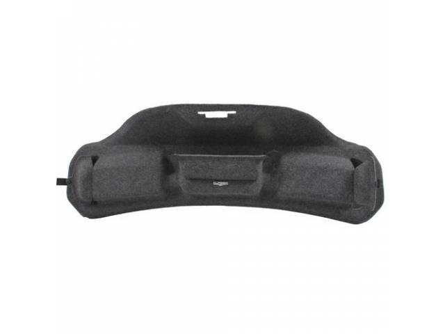 Detail Corral Trunk Lid Classic Design Concepts Charcoal