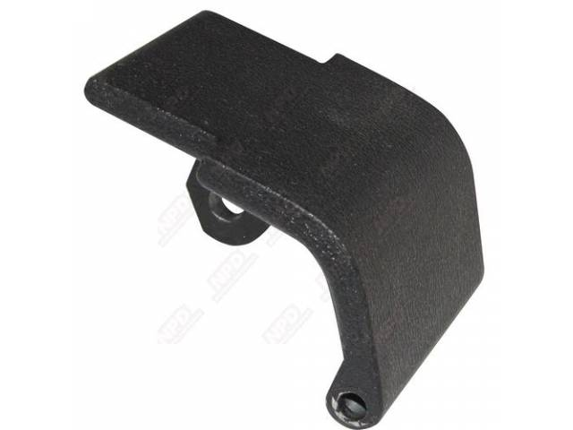 Handle, Flip-Up Roof, Black, Original D7fz-62502b62-A