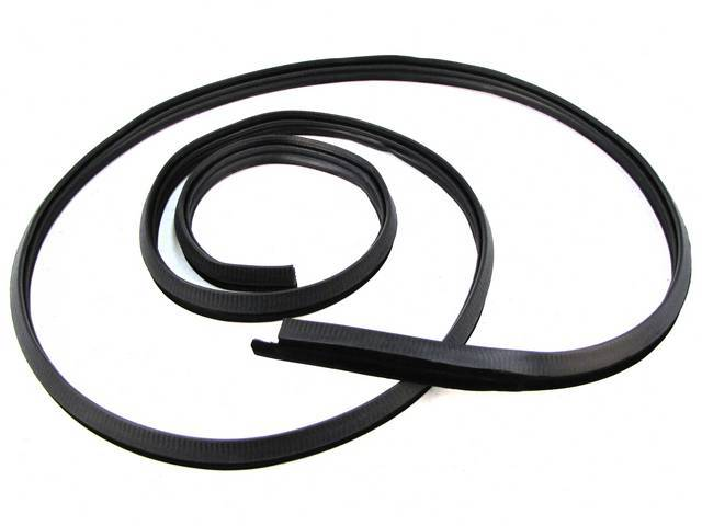 Weatherstrip, Flip-Up Roof Panel, Oe Style Repro, D9zz-66502c50-A