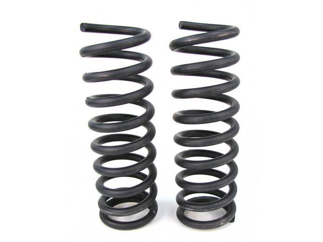 Coil Spring Set, Front, Repro