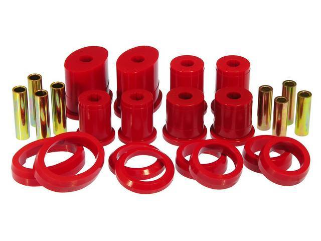 BUSHING KIT REAR UPPER AND LOWER CONTROL ARM