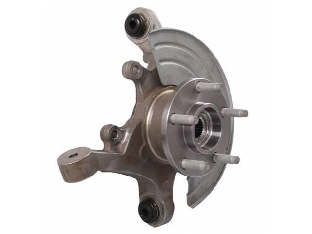 Knuckle Assy, Irs Rear Wheel, Rh, Original Prior Part Numbers Xr3z-5a838-Ba, 1r3z-5a838-Aa, 2r3z-5a968-Aa