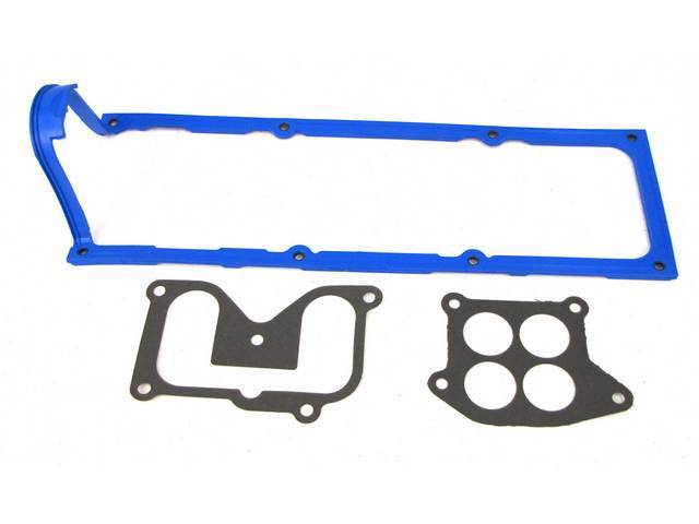 Gasket, Valve Cover, Molded Rubber One Piece Design, Repro, D5fz-6584-A, D9zz-6584-A, E1bz-6584-A, E2zz-6584-A, E9zz-6584-A, F1zz-6584-A, D57z-6584-A