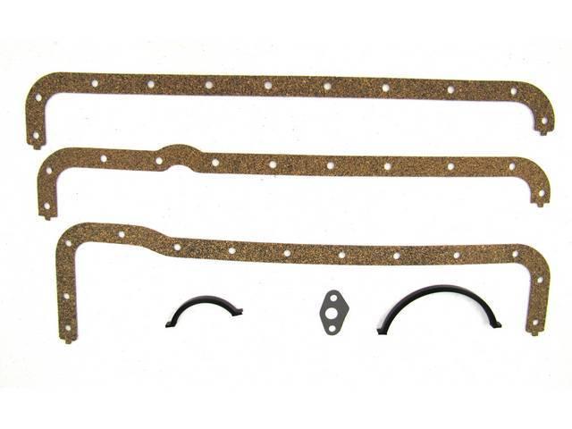 Gasket Set, Oil Pan, Repro, D9zz-6781-A