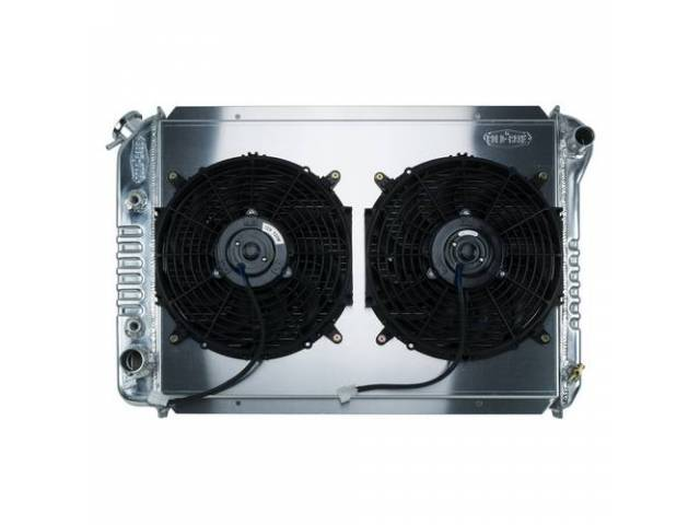 Radiator And Fan Kit Cold Case Incl 1