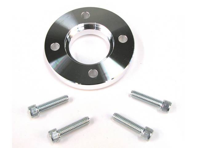 Spacer, Crankshaft Pulley, March Performance, .614 Inches Thick,