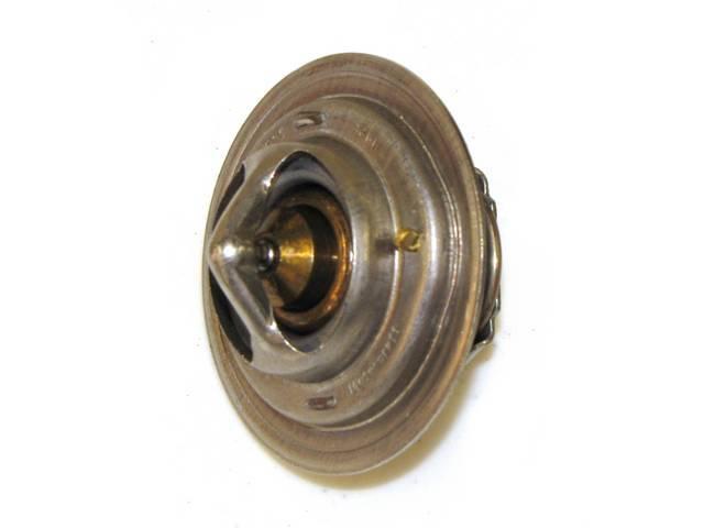Thermostat, 192 Degree, Prior Part Number D4pz-8575-A, F3tz-8575-A, F4tz-8575-B, Xl2z-8575-Aa, Xl2z-8575-Ab