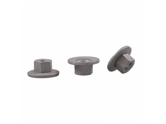 Mounting Kit, Radiator Coolant Reservoir, Incl (3) Nut