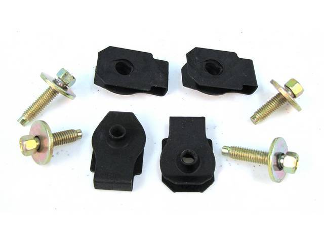 Mounting Kit, Grille Opening Panel Reinforcement