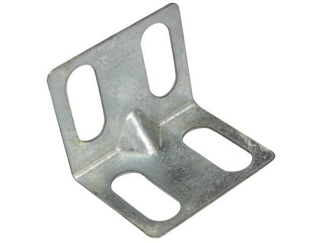 Bracket, Radiator Grille Opening Panel, Outer, Rh Or