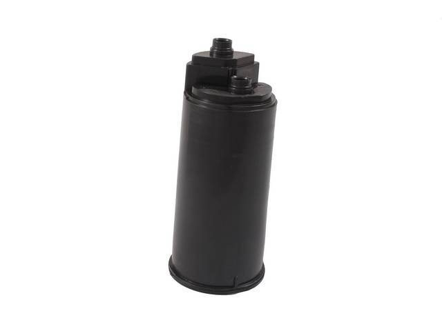 Canister Assy, Fuel Vapor Storage, Round Style, Canister Only, Repro F87z-9d653-Ca Cx-1691