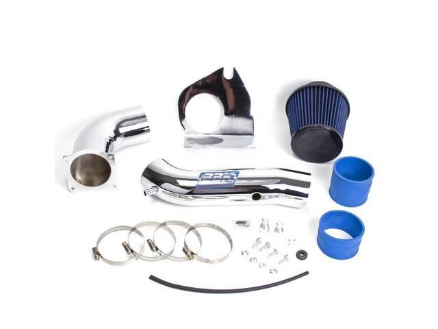 Intake Kit, Fenderwell Cold Air, Bbk, Incl Performance