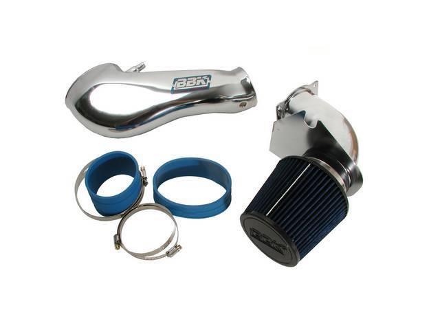 Intake Kit, Fenderwell Cold Air, Bbk, Incl Performance