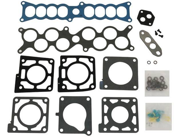 Gasket Kit, Complete Top End Fuel Injection, Incl