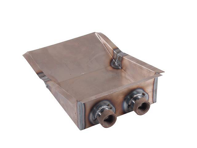 Sump, Fuel Tank, Incl (2) 3/4 Inch Outlet
