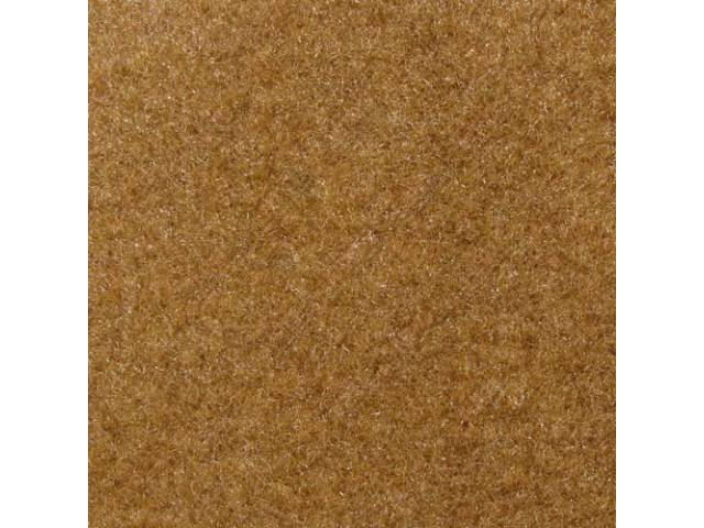 Carpet Standard Cut Pile Nylon Molded French Vanilla