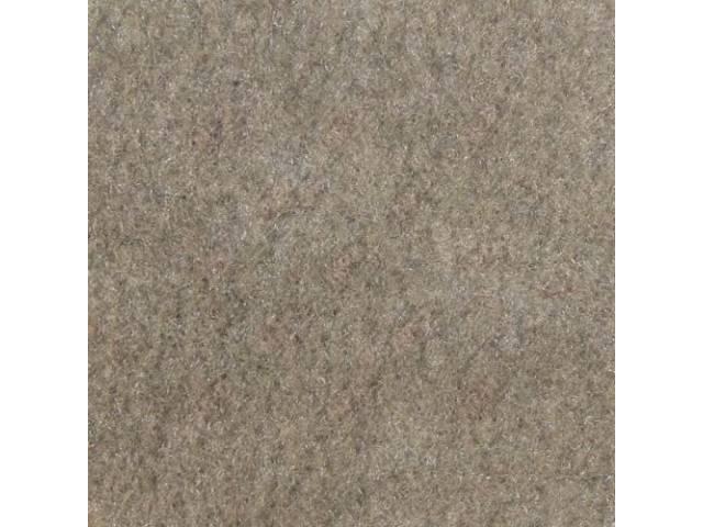 Carpet Standard Cut Pile Nylon Molded Medium Gray