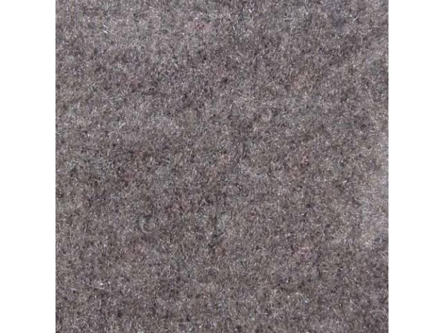 Carpet Deluxe Cut Pile Nylon Mass Back Molded
