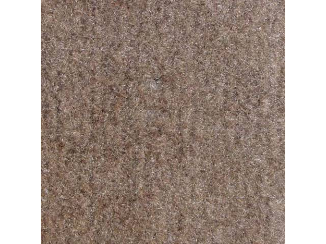 Carpet Standard Cut Pile Nylon Molded Titanium Gray