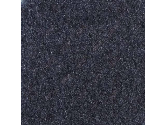 Carpet Standard Cut Pile Nylon Molded Regatta /
