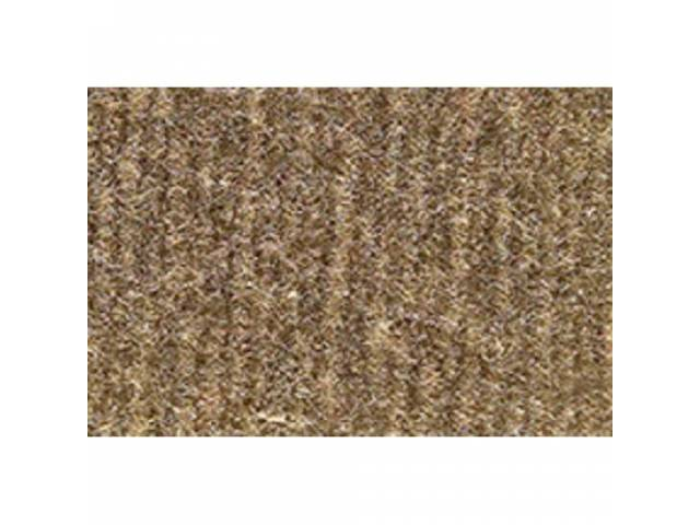 Carpet, Standard Cut Pile Nylon, Molded, Saddle, Incl
