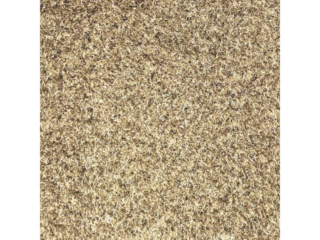 Floor Mats, Carpet, Cut Pile Nylon, Sand Beige,