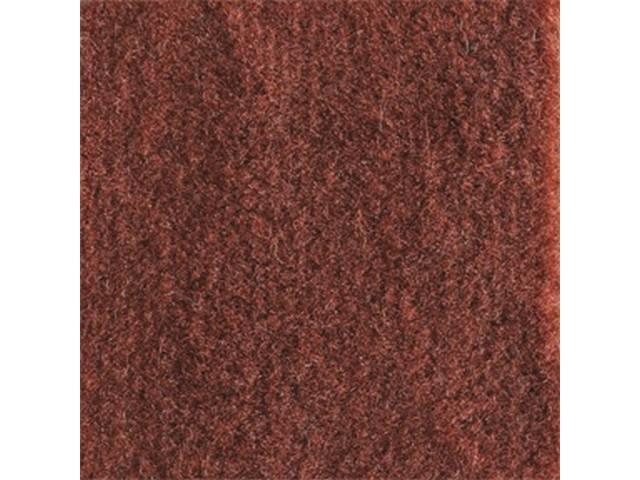 Floor Mats, Carpet, Cut Pile Nylon, Vaquero, W/