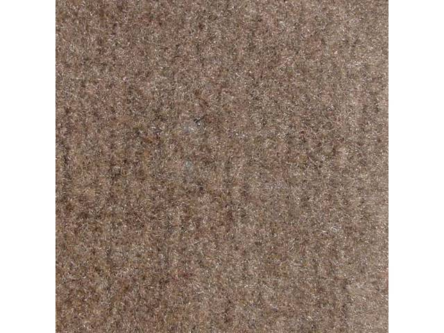 Floor Mats, Carpet, Cut Pile Nylon, Titanium Gray,
