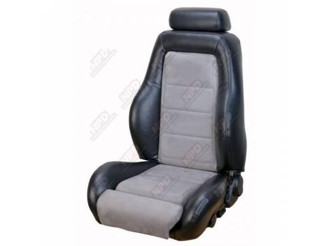 Upholstery Kit 2003 / 2004 Cobra Style Conversion