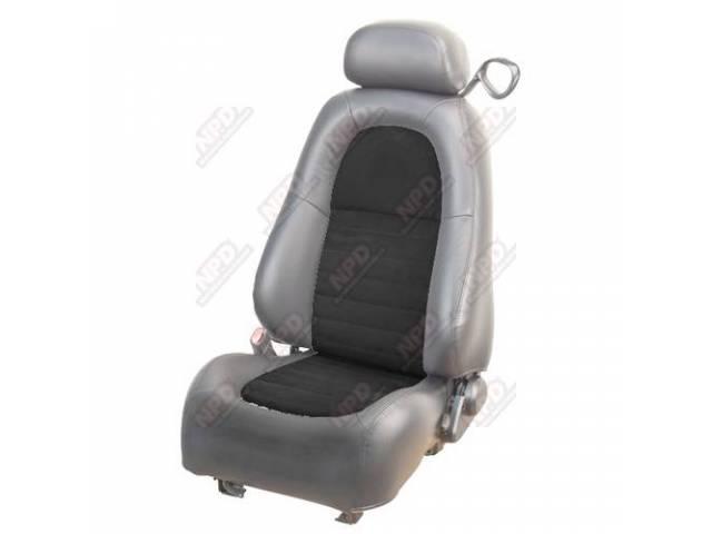 Upholstery Kit, 2003 / 2004 Cobra Style Conversion,