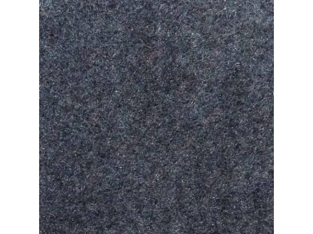 Carpet Rear Hatch Area Cut Pile Wedgewood Blue