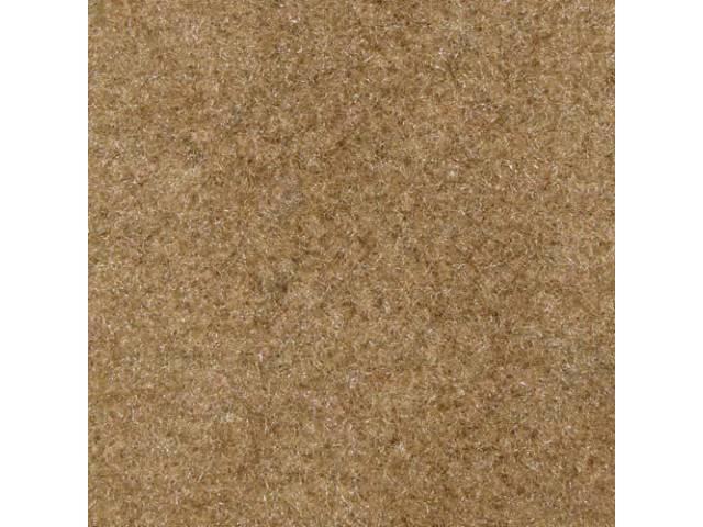 Carpet Rear Hatch Area Cut Pile Sand Beige