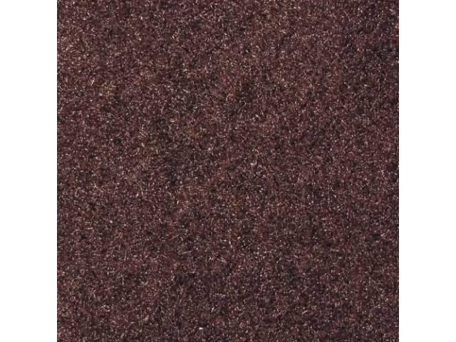 Carpet Rear Hatch Area Cut Pile Walnut Incl