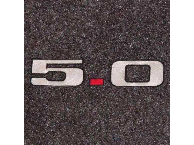 Carpet Rear Hatch Area Cut Pile Charcoal Gray