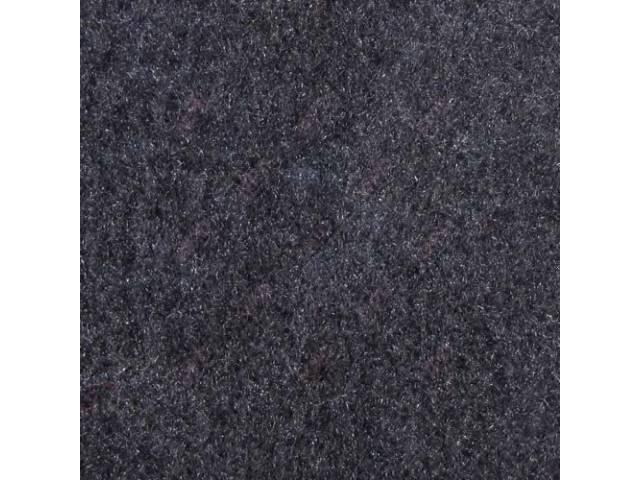 Carpet Rear Hatch Area Cut Pile Academy Blue