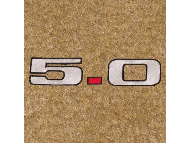 Carpet Rear Hatch Area Cut Pile Desert Tan