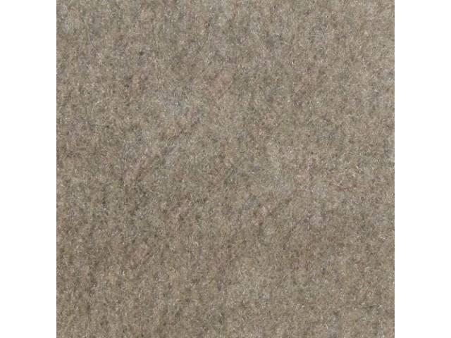 Carpet Rear Hatch Area Cut Pile Medium Gray