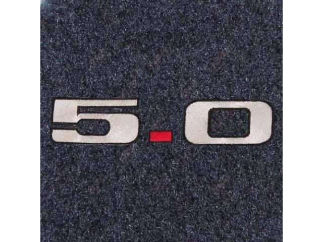 Carpet Rear Hatch Area Cut Pile Regatta Blue