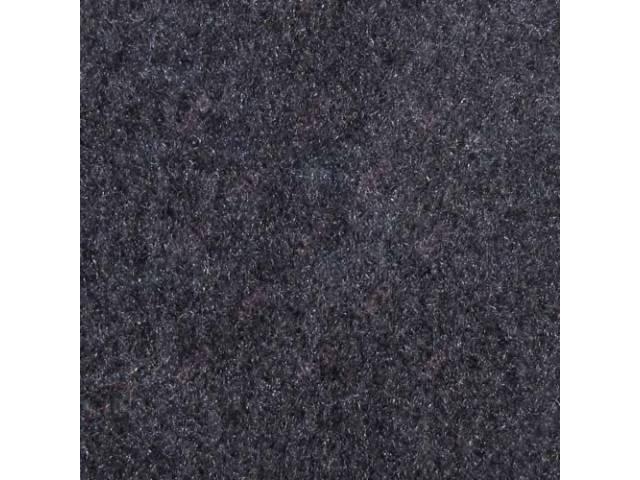 Carpet Rear Hatch Area Cut Pile Crystal Blue