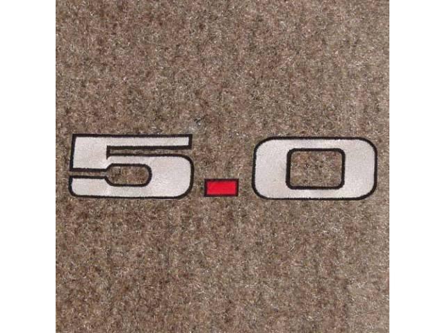 Carpet Rear Hatch Area Cut Pile Titanium Gray