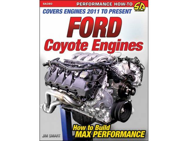 Ford Coyote Engines: How to Build Max Performance Book