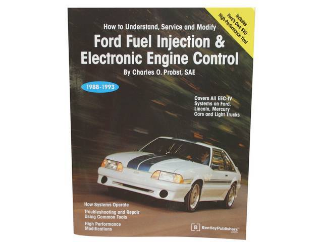Book, Ford Fuel Injection And Electronic Engine Control,