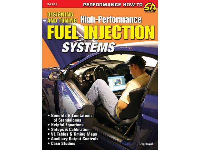 Designing and Tuning High Performance Fuel Injection Systems Book
