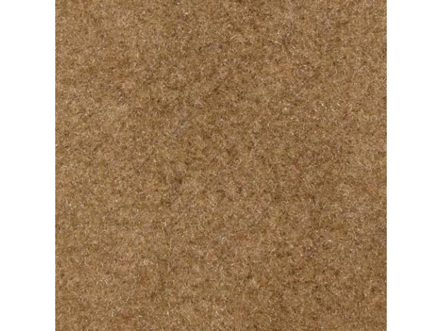 Carpet Quarter Trim Pair Sand Beige Convertible Models