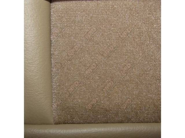 Upholstery Set, Low Back Buckets, Cloth, Sand Beige,