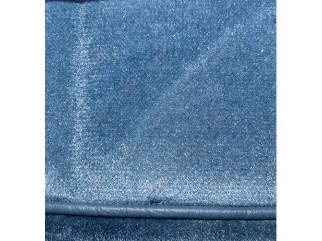 Upholstery Set, Articulated Sport Buckets, Cloth, Academy Blue,