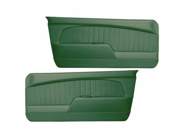 DOOR PANELS Sport Deluxe light ivy gold sierra