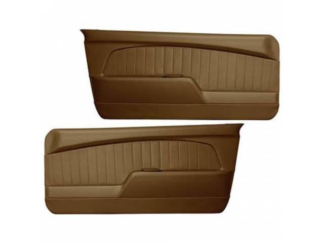 DOOR PANELS Sport Deluxe nugget gold custom design