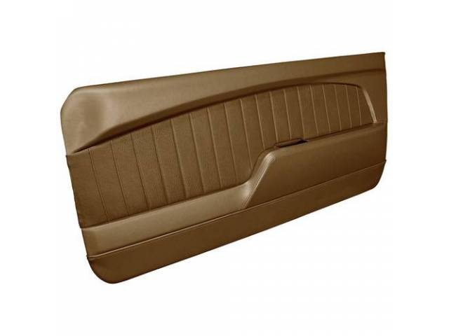 DOOR PANELS Sport Deluxe nugget gold sierra grain