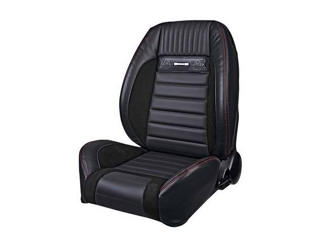 SEATS TMI Pro Series low back without head